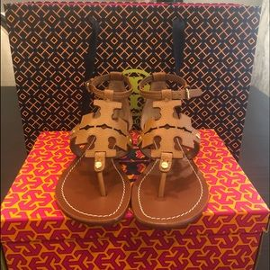 NIB Authentic Very Rare Tory Burch Sandals